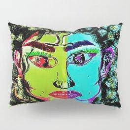 """""""Juelz and Judy"""" Pillow Sham"""