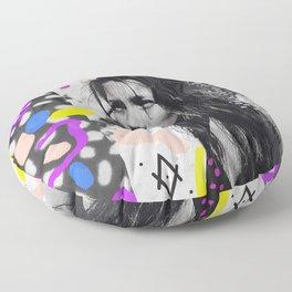 Kate Moss Tribal Far East Floor Pillow