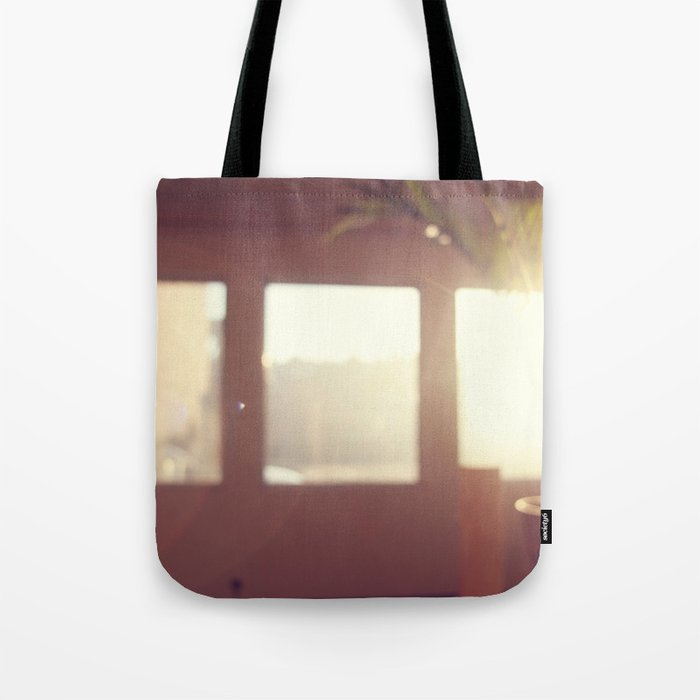 view from my window . ii Tote Bag