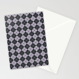 Geometric pattern , Margo Stationery Cards