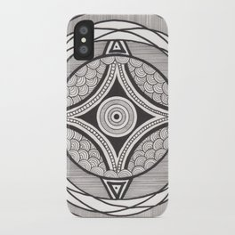 Simple Is Not Always Easy iPhone Case