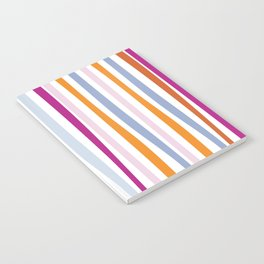 Bamboo Stripes Notebook