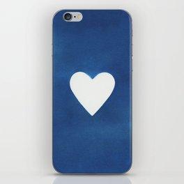 Paper Heart iPhone Skin