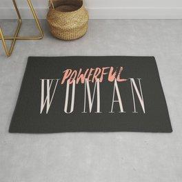POWERFUL WOMAN Rug
