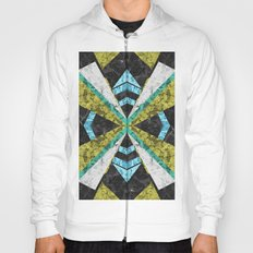 Marble Geometric Background G442 Hoody
