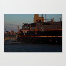 Irondale Canvas Print