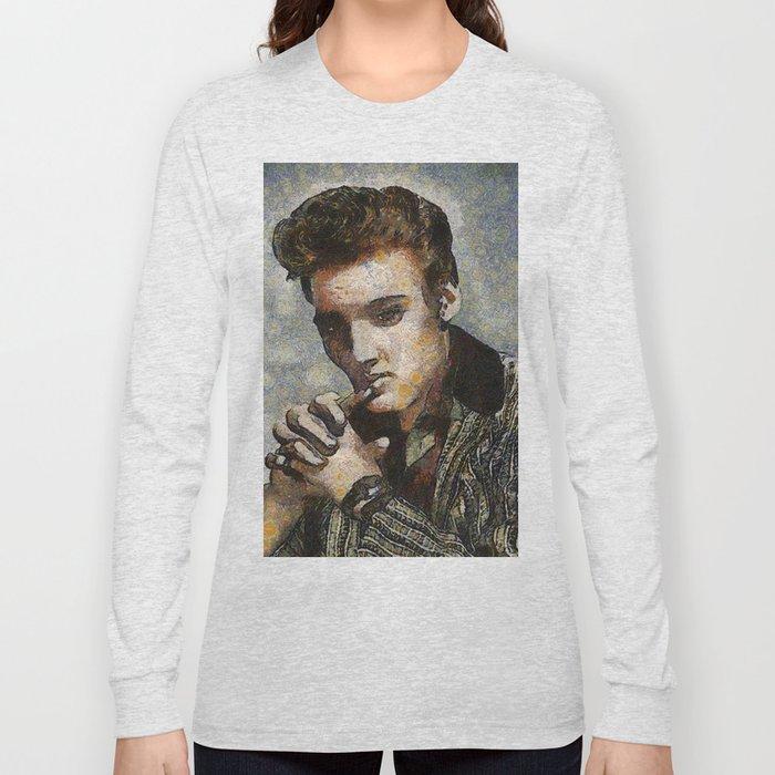 Elvis Long Sleeve T-shirt