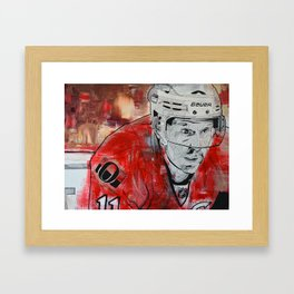 Alfie Framed Art Print