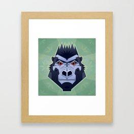 Gorillabot Framed Art Print