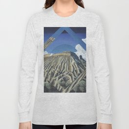 Mount Garfield Polyscape Long Sleeve T-shirt