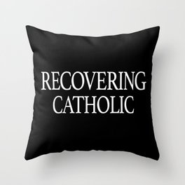 Doesn't Matter Which You Choose Throw Pillow