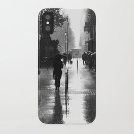 Many thanks to the rain iPhone Case