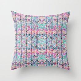 Candycrush Throw Pillow