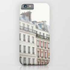 Good Morning, Paris iPhone 6s Slim Case