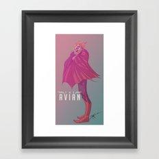 The Avian Framed Art Print