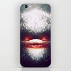 Furry Smile iPhone & iPod Skin