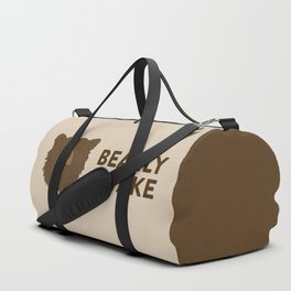 BEARLY AWAKE Duffle Bag