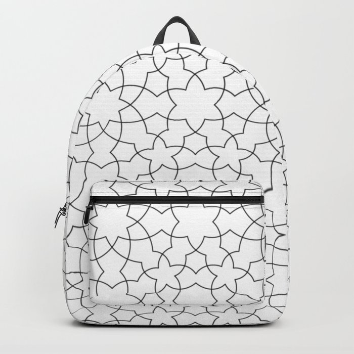 Minimalist Geometric 101 Backpack