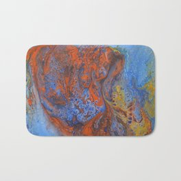 Number 55 Bath Mat