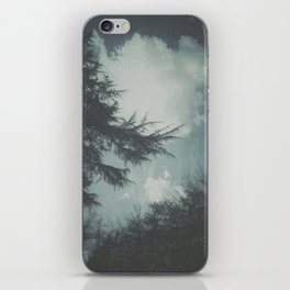 On Cool Days iPhone Skin