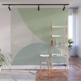 Circular Abstract VI Wall Mural