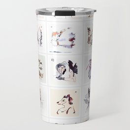Collection 25 ~ Los Caprichos Travel Mug