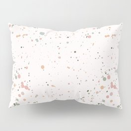 Colorful Ink Splatter 0025 Pillow Sham