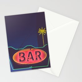 To the Bar Stationery Cards