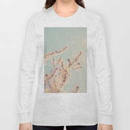 spring is in bloom ...  Long Sleeve T-shirt