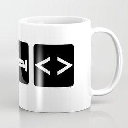 Eat, Sleep, Code Coffee Mug