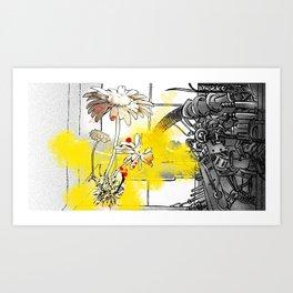 My Name is Shingo Art Print