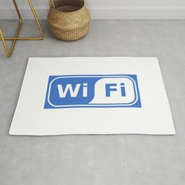 WiFi Sign Rug