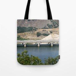 Bradbruy Dam Tote Bag