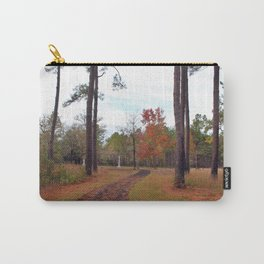 Autumn At The Battlefield Carry-All Pouch