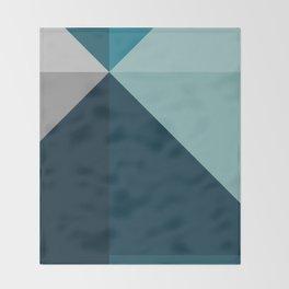 Geometric 1702 Throw Blanket