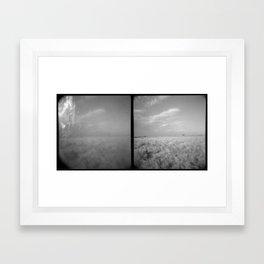 Ardmore, OK Framed Art Print