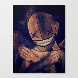 smiling jack Canvas Print