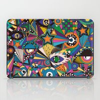 circus iPad Cases featuring Circus by Naia Ceschin