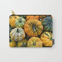 Decorative Pumpkins Carry-All Pouch