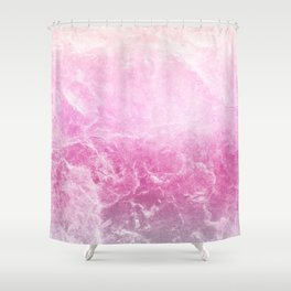 Enigmatic Unicorn Marble #1 #decor #art #society6 Shower Curtain