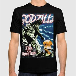 Godzilla War II T-shirt