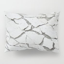 Abstract concrete wall Pillow Sham