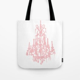 Crystal fading Tote Bag