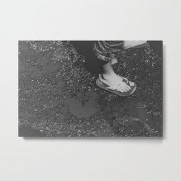 Cool Shoe Metal Print