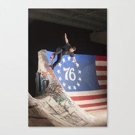 Bam Margera - FDR Bluntslide Canvas Print