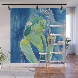 Mary Jane Wall Mural