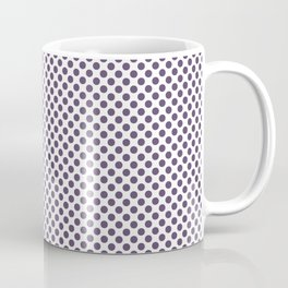 Loganberry Polka Dots Coffee Mug
