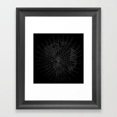 The World Wide Web Framed Art Print
