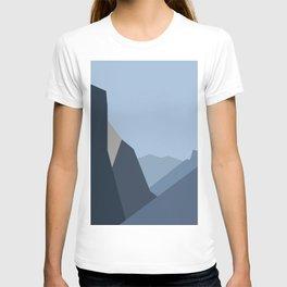 Yosemite Tunnel View T-shirt