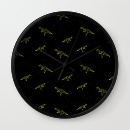 DINOSAUR JR Wall Clock